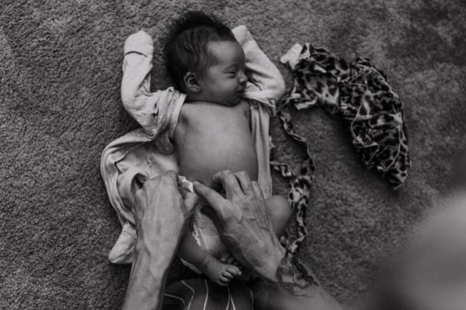 Baby Joey @ Home-2